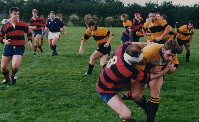 1st XV from the 90s