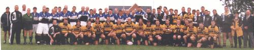 The Legends and Annan XV