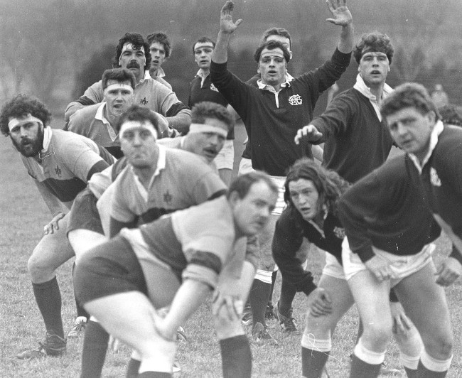 1st XV from the 80s