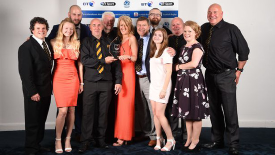 BT Rugby Club of the Year