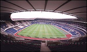 Murrayfield - be there.