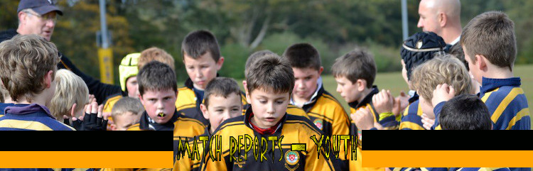 Match reports for the Youth XVs